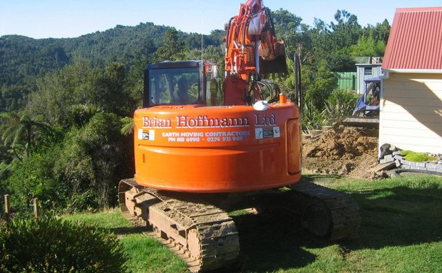 brian hoffmann earthmoving equipment