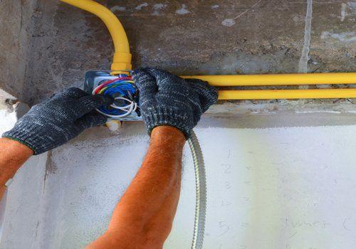 Installazione dei sistemi elettrici a Rapallo
