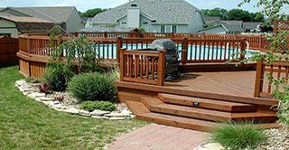 Deck Contractor in Raleigh NC