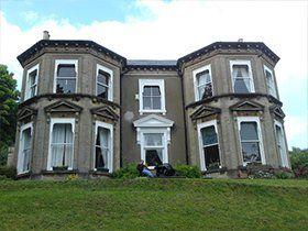 Double Glazing - Pontardulais, Wales - Period House Sash Windows - glass