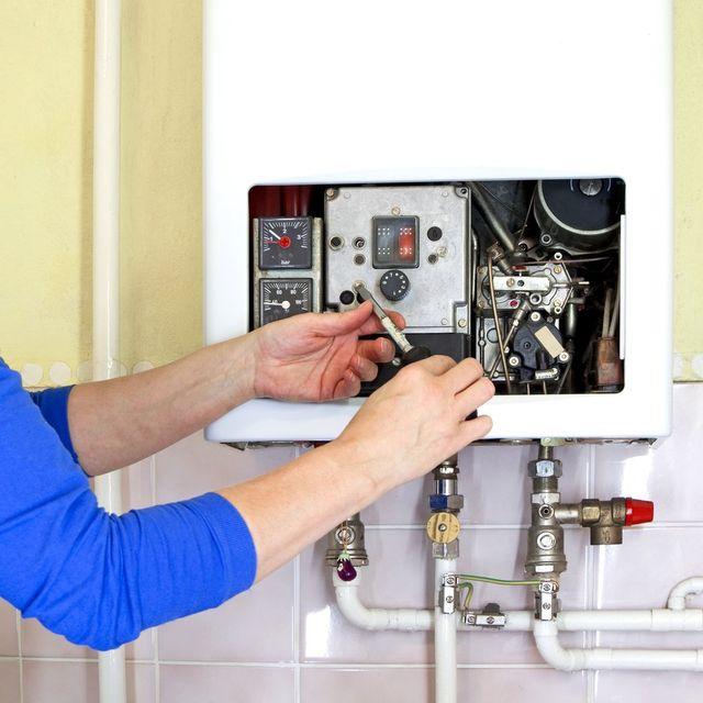 Gas Boiler gas heating solution