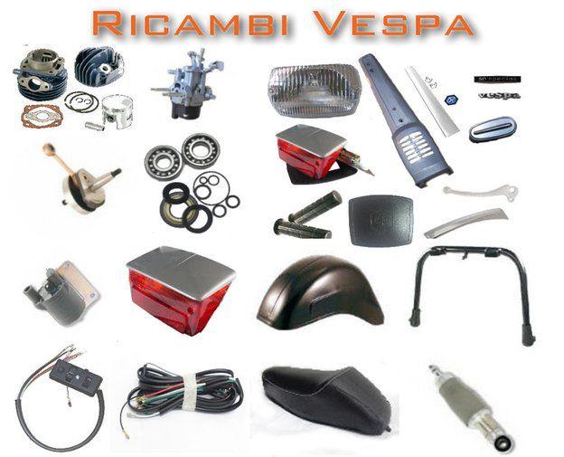 Ricambi per Vespa EST 93 MOTORICAMBI Roma