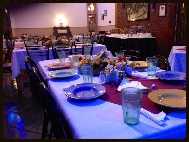 Cafe Baci catering party