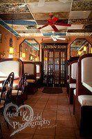 Mama's & Cafe Baci dining room