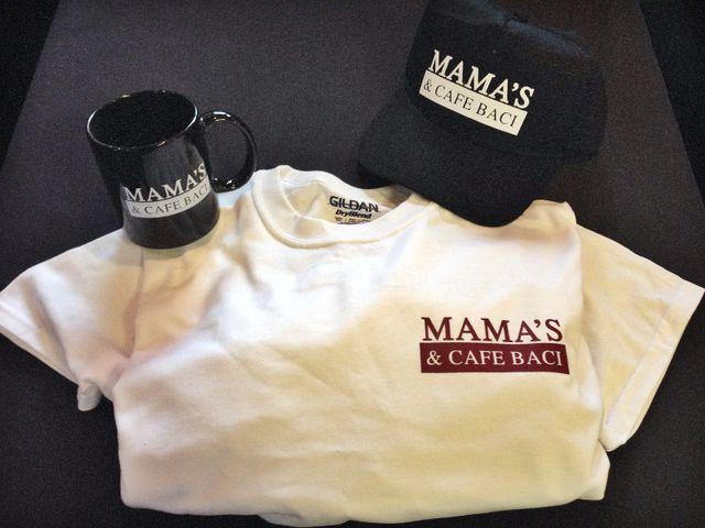Mama's Ball Cap, Coffee Mug, T-Shirt