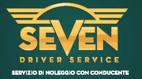 SEVEN DRIVER SERVICE logo