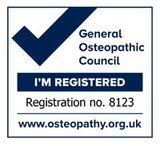 I'm registered logo