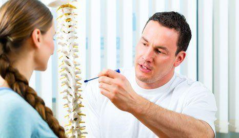 spine sample