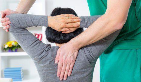 Osteopathic practice