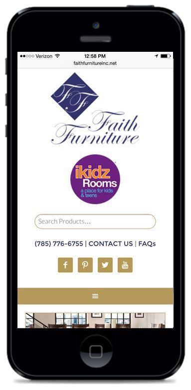 Faith Furniture, Manhattan, KS