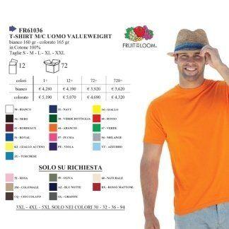 magliette