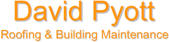 David Pyott Roofing and Building maintenance logo