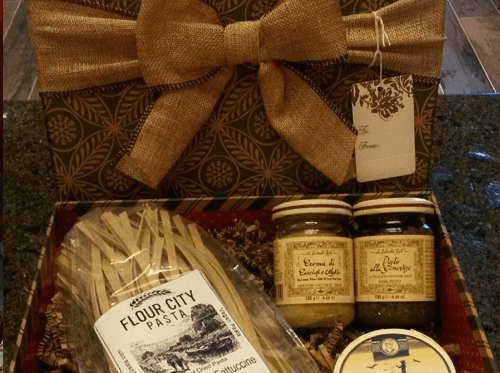 Gift Baskets Geneseo, NY