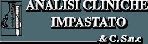 LABORATORIO DI ANALISI CLINICHE IMPASTATO E C. - LOGO