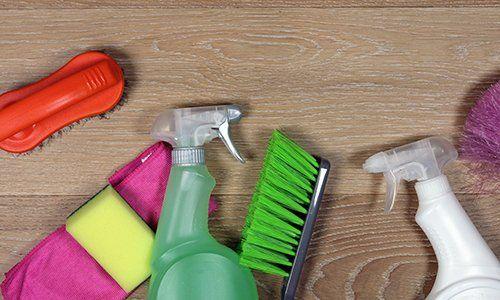 Accessori per la pulizia