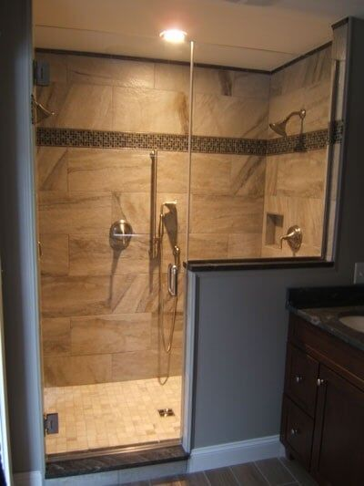 TriView Reflections - shower-doors - Westbury, NY
