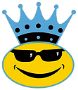 King's Glass Smiley Logo