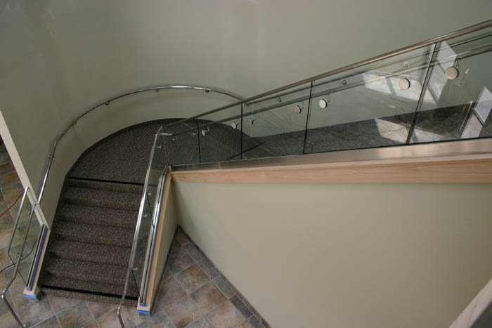 Stairway Railing System