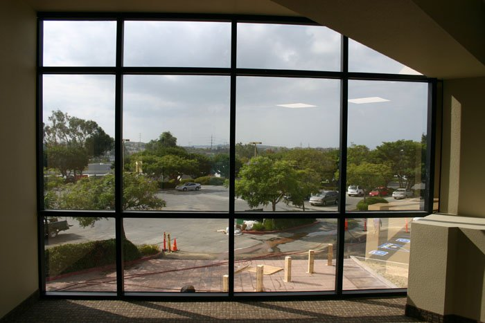 Glass For Commercial Buildings