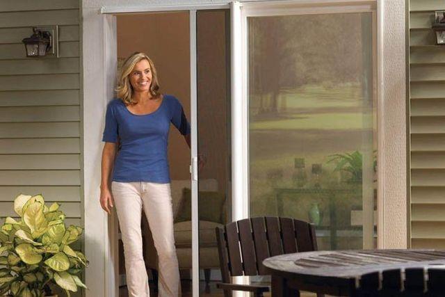 patio and screen door replacement