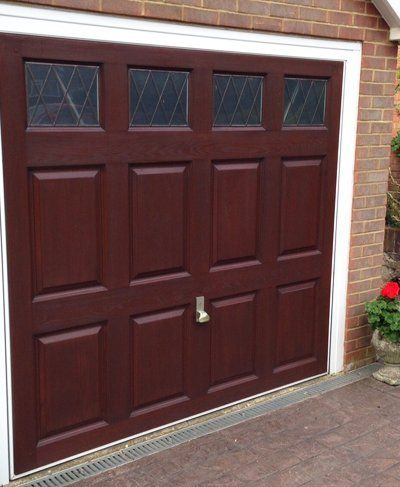 Professional garage door installation in hertfordshire beyond for Premier garage doors