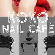 KOKO NAIL CAFÈ - LOGO