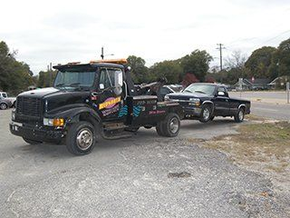 Motorcycle Towing Fayetteville, NC