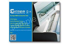 Europa print
