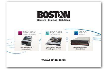 BOSTON graphic