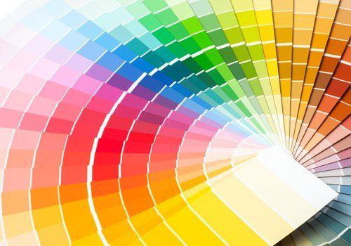 Scelta dei colori per la tinteggiatura