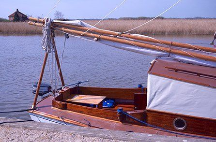 reconditioned boat
