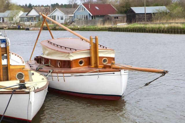 traditional boatyard