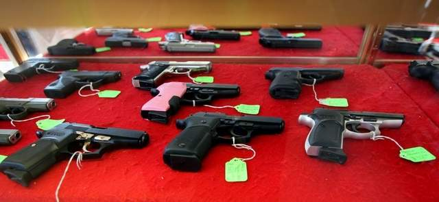 Gun transfers in Florence, KY