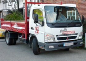 Construction services - Herne Bay, Kent - Quality Construction - Lorry