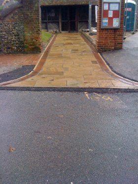 Groundwork - Herne Bay, Kent - Quality Construction - Paving