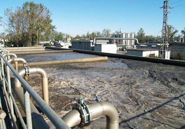 Stazione di depurazione delle acque