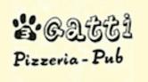TRE GATTI PIZZERIA PUB - LOGO