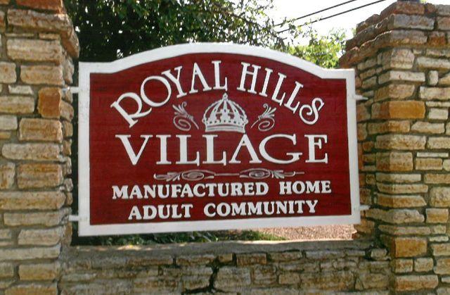 Royal Village,  Millford OH.