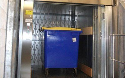 passenger lift servicing