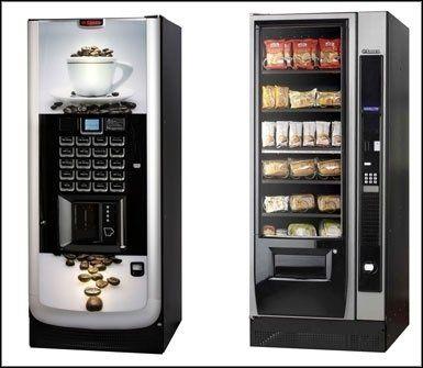 distributori caffè e snack