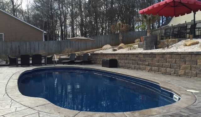 Equipment for pool repairs in Cleveland, NC