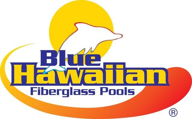 Blue hawaiian logo