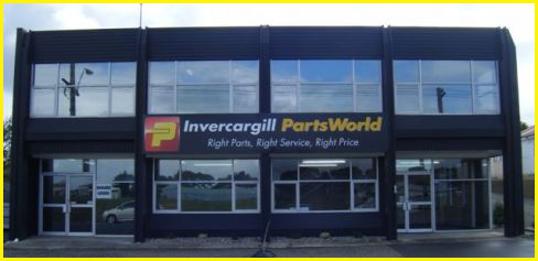 Vehicle parts store in NZ