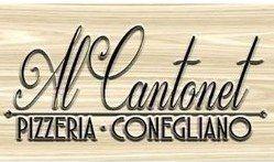 PIZZERIA AL CANTONET logo