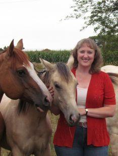 Dr. Kimberly Ehlers was born and raised on a farm near Lindsay, NE