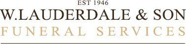 W. Lauderdale & Sons Funeral Services Company Logo