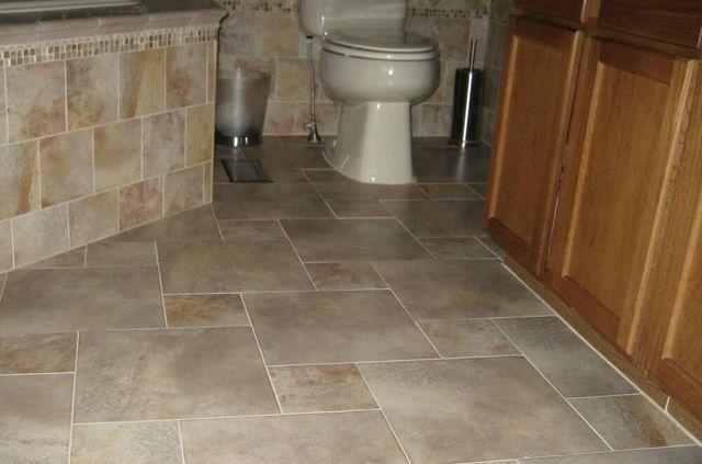 FRAN-CHAR BATHROOM TILES