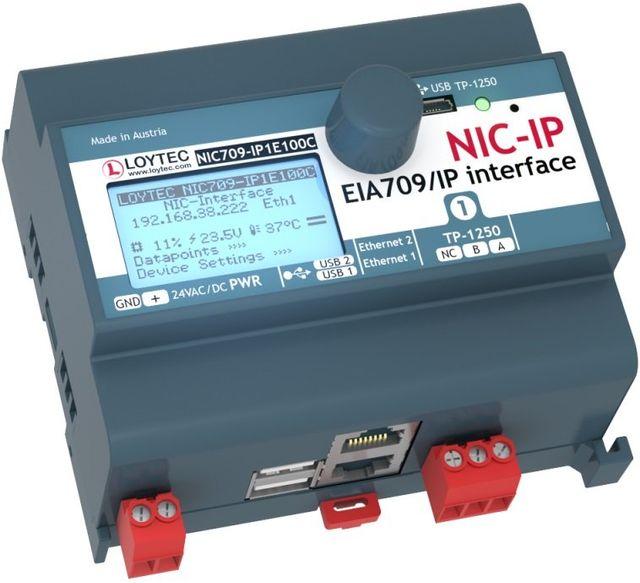 Loytec L-VIS Touch Panels