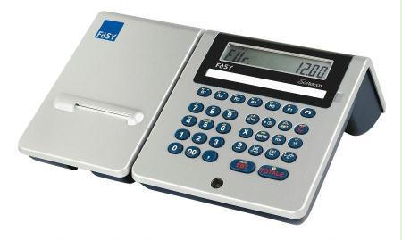 Un registratore di cassa portatile