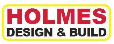 Holmes Design & Build Logo